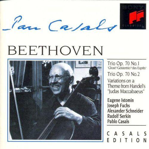 P. Casals - Casals Edition: Beethoven - Preis vom 25.01.2021 05:57:21 h