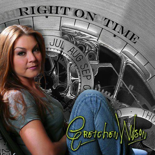 Gretchen Wilson - Right on Time - Preis vom 15.04.2021 04:51:42 h
