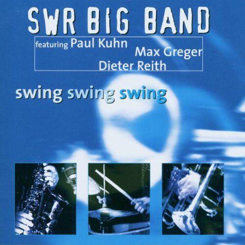 Swr Big Band - Swing Swing Swing - Preis vom 03.09.2020 04:54:11 h