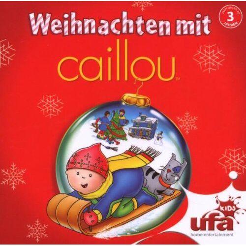 Caillou - Weihnachten Mit Caillou,Audio - Preis vom 06.05.2021 04:54:26 h