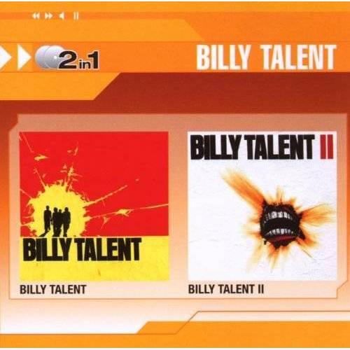 Billy Talent - Billy Talent/Billy Talent2 (2in1) - Preis vom 06.09.2020 04:54:28 h