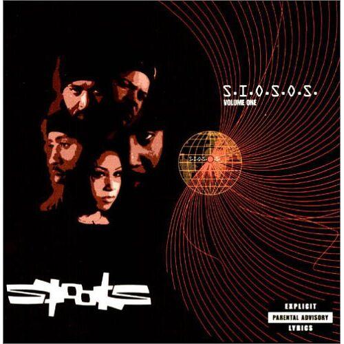 Spooks - S.I.O.S.O.S. Vol.1 - Preis vom 09.04.2021 04:50:04 h
