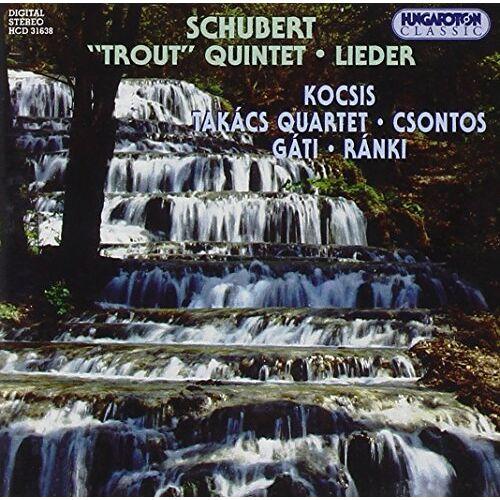 Zoltan Kocsis - Klavierquintett und Lieder - Preis vom 11.07.2020 05:02:50 h