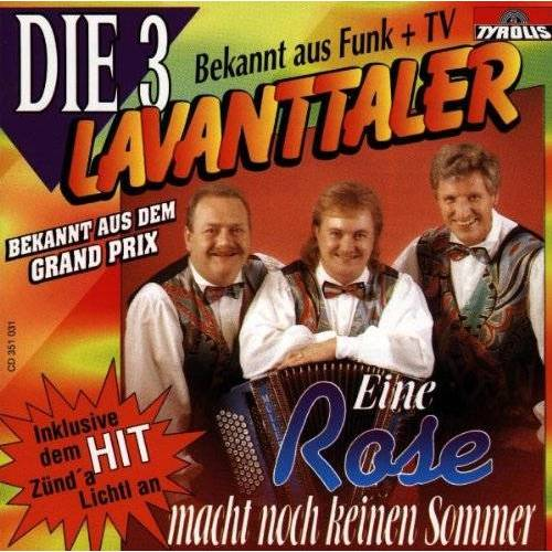 Lavanttaler, die 3 - Eine Rose Macht Noch Keinen So - Preis vom 20.10.2020 04:55:35 h
