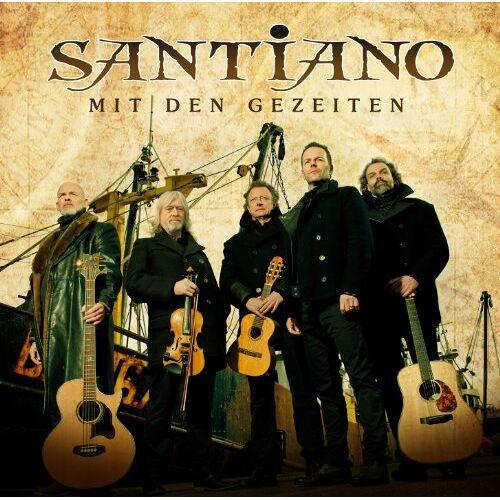 Santiano - Mit den Gezeiten - Preis vom 10.05.2021 04:48:42 h