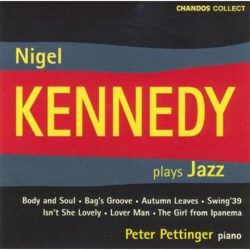 Nigel Kennedy - Nigel Kennedy Plays Jazz - Preis vom 05.09.2020 04:49:05 h