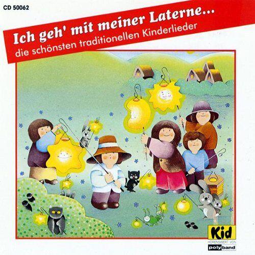 Kinderlieder - Ich Geh mit Meiner Laterne - Preis vom 16.01.2021 06:04:45 h