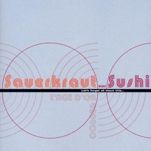 Various - Sauerkraut Nicht Sushi - Preis vom 12.05.2021 04:50:50 h