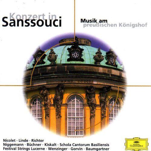 Linde - Konzert Sanssouci - Preis vom 15.04.2021 04:51:42 h