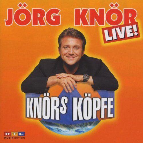 Jörg Knör - Knoer's Koepfe Live - Preis vom 20.10.2020 04:55:35 h