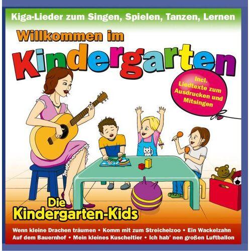 Die Kindergarten-Kids - Willkommen im Kindergarten - Preis vom 12.05.2021 04:50:50 h