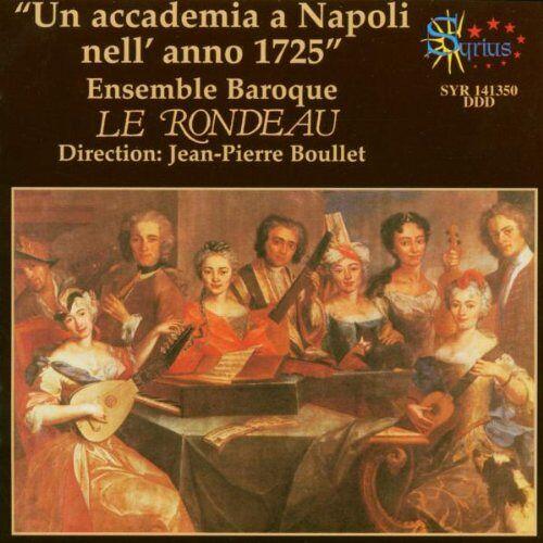 Boullet - Eine Akademie in Neapel,1725 - Preis vom 04.09.2020 04:54:27 h