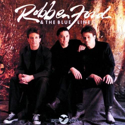 Robben Ford - Robben Ford & the Blue Line - Preis vom 20.10.2020 04:55:35 h
