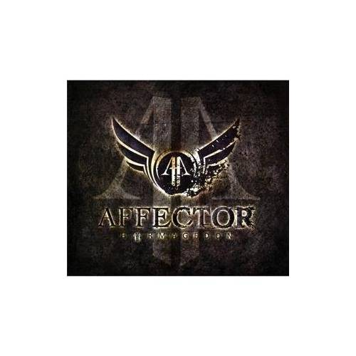 Affector - Harmagedon (Limited Edition) - Preis vom 21.01.2021 06:07:38 h