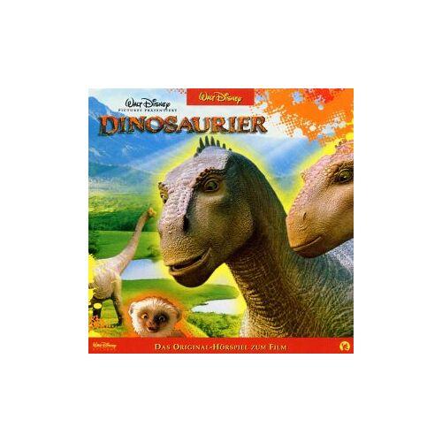 Dinosaurier - Hörspiel - Dinosaurier - Preis vom 13.11.2019 05:57:01 h