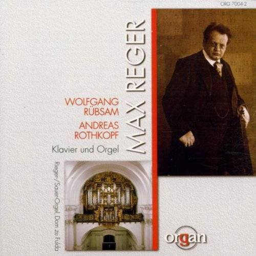 Wolfgang Rübsam - Werke für Klavier und Orgel - Preis vom 17.04.2021 04:51:59 h
