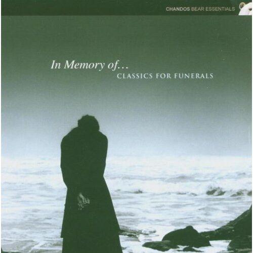 Bamert - In Memory of...-Trauermusik - Preis vom 20.10.2020 04:55:35 h
