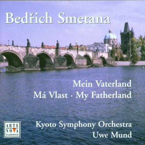 Uwe Mund - Smetana: My Fatherland - Preis vom 20.10.2020 04:55:35 h