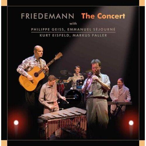 Friedemann - The Concert - Preis vom 11.05.2021 04:49:30 h