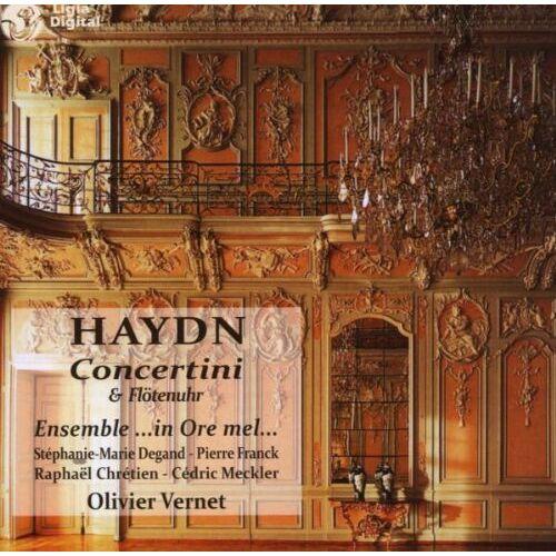 Vernet - Concertini & Flötenuhr - Preis vom 23.02.2020 05:59:53 h