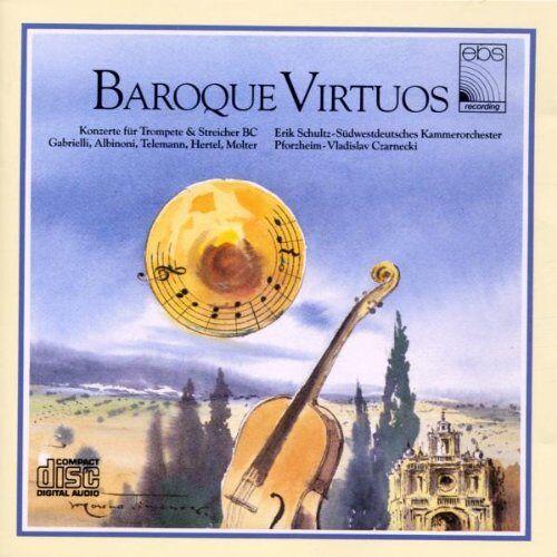 Schultzczarnecki - Baroque Virtuos - Preis vom 22.02.2021 05:57:04 h