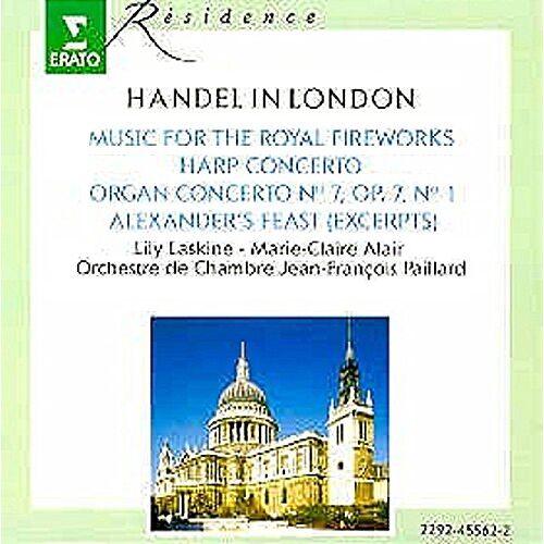 Laskine/Alain/Oc - Handel In London - Preis vom 07.05.2021 04:52:30 h