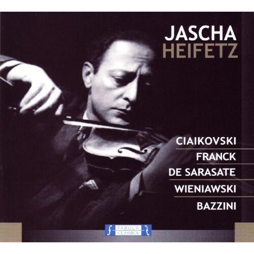 Heifetz - Jascha Heifetz Spielt - Preis vom 10.05.2021 04:48:42 h