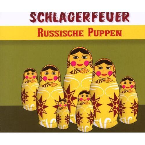 Schlagerfeuer - Russische Puppen - Preis vom 13.05.2021 04:51:36 h