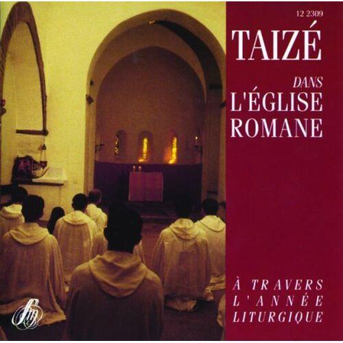 Priere Commune de Taize - Taize Dans L'eglise Romane - Preis vom 16.04.2021 04:54:32 h