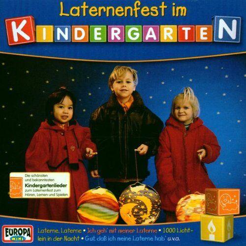 Various - Laternenfest im Kindergarten - Preis vom 20.10.2020 04:55:35 h