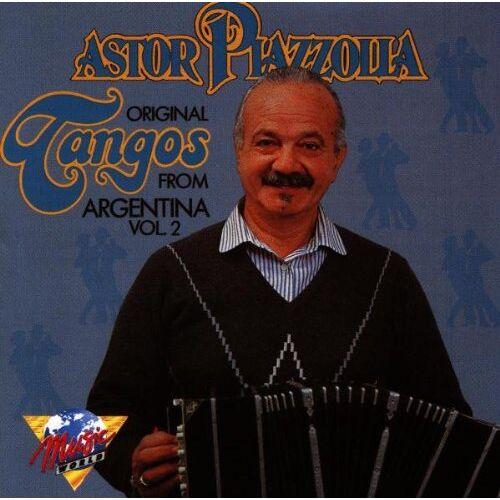 Astor Piazzolla - Original Tangos 2 - Preis vom 01.06.2020 05:03:22 h