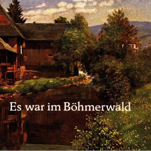 Jung - Es War im Böhmerwald - Preis vom 15.05.2021 04:43:31 h