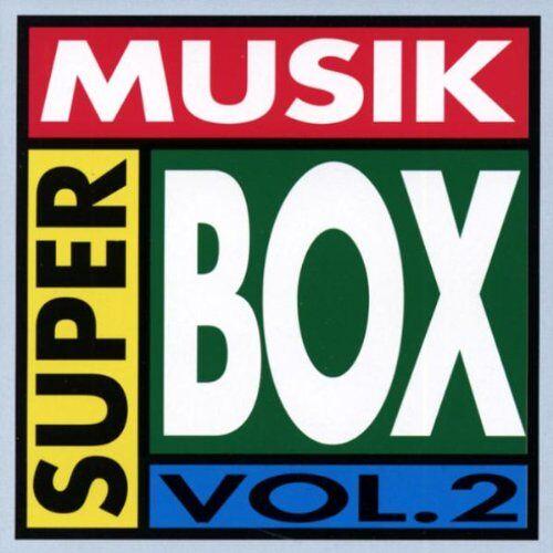 Various - Super Musikbox 2 - Preis vom 23.01.2021 06:00:26 h