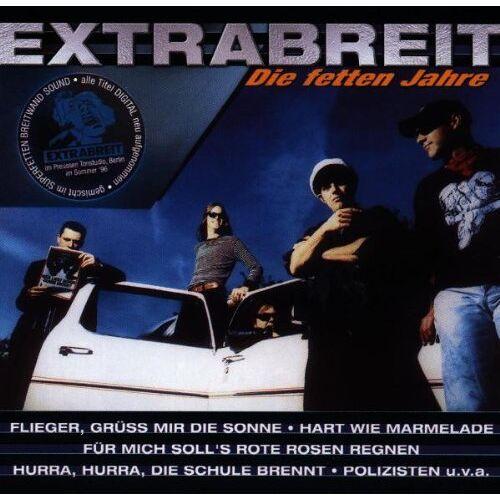Extrabreit - Die Fetten Jahre - Preis vom 28.05.2020 05:05:42 h