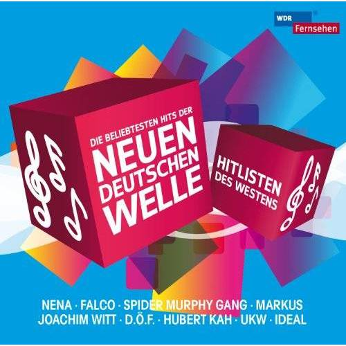Various - Wdr-Die Beliebtesten Ndw-Hits - Preis vom 06.05.2021 04:54:26 h