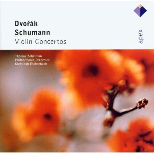 Thomas Zehetmair - Violinkonzerte - Preis vom 17.04.2021 04:51:59 h