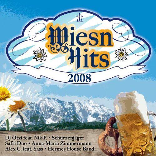 Various - Wiesn Hits 2008 - Preis vom 14.04.2021 04:53:30 h