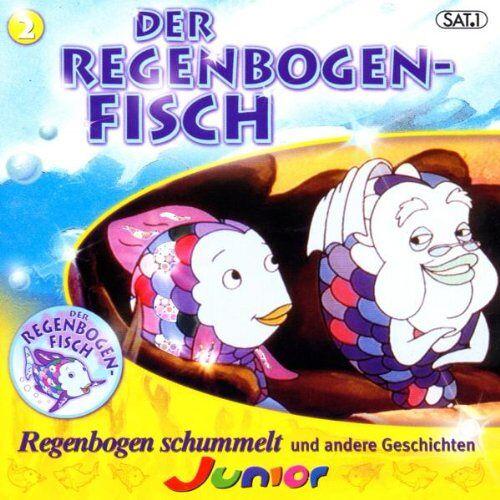 Hörspiel - Der Regenbogenfisch:Regenbogen schummelt und andere Geschichten. - Preis vom 05.05.2021 04:54:13 h