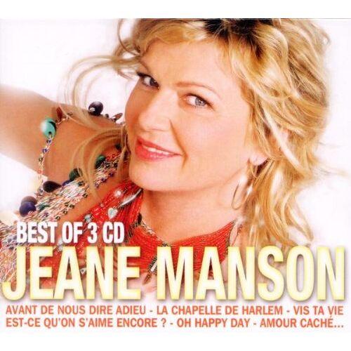 Jeane Manson - Best of Jeane Manson - Preis vom 09.05.2021 04:52:39 h