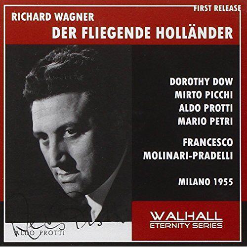 Wagner:Fliegende Hollaender - Der Fliegende Holländer (Sung in Italian - Preis vom 13.05.2021 04:51:36 h