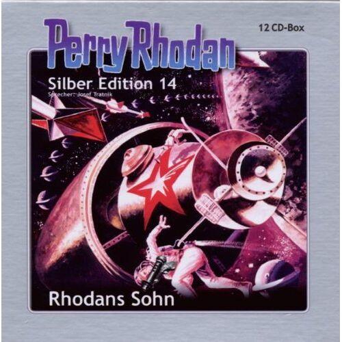 Perry Rhodan Silber Edition - Perry Rhodan Silber Edition 14 Rhodans Sohn - Preis vom 15.01.2021 06:07:28 h