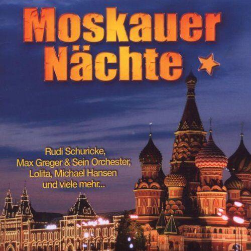 Max Greger - Moskauer Nächte - Preis vom 04.09.2020 04:54:27 h