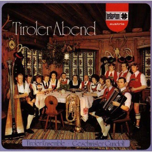 Tiroler Ens. - Tiroler Abend - Preis vom 03.05.2021 04:57:00 h