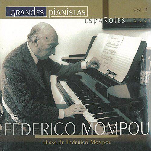Frederic Mompou - Musica Per Piano - Preis vom 10.04.2021 04:53:14 h