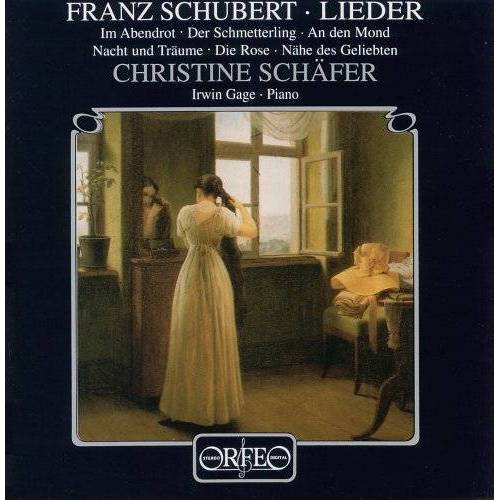 Christine Schäfer - Schubert Lieder Schäfer - Preis vom 16.04.2021 04:54:32 h