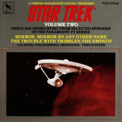 Ost - Raumschiff Enterprise,Vol.2 - Preis vom 18.04.2021 04:52:10 h