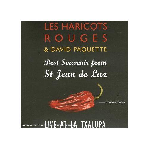 Haricots Rouges, les & Paquet - Best Souvenir St.Jean de Luz - Preis vom 03.09.2020 04:54:11 h