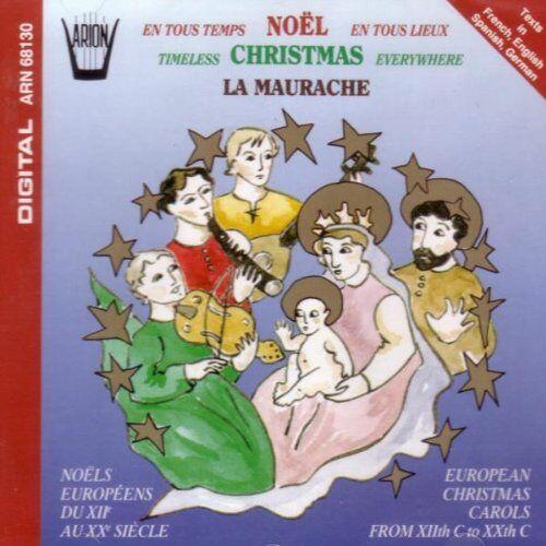 La Maurache - Weihnachten in allen Zeiten, an allen Orten - Preis vom 20.10.2020 04:55:35 h