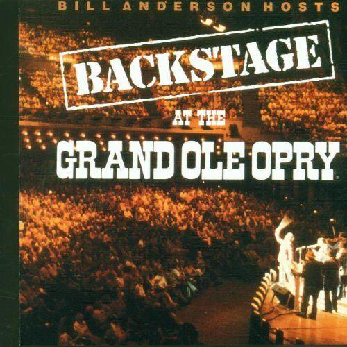 Bill Anderson - Bill Anderson Hosts Backstage - Preis vom 07.05.2021 04:52:30 h
