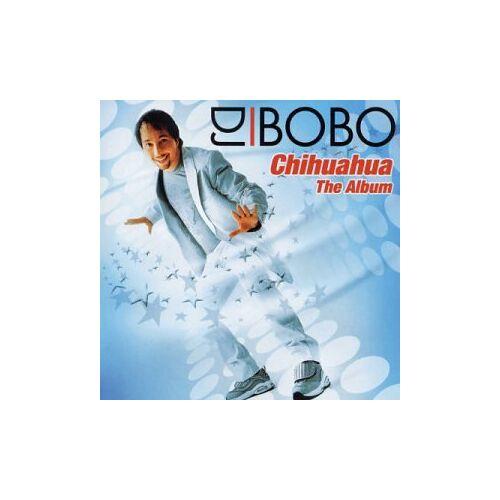 DJ Bobo - Chihuahua:the Album - Preis vom 04.10.2020 04:46:22 h
